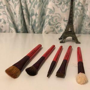 MAC Mini Brush Set of 5 Holiday Edition